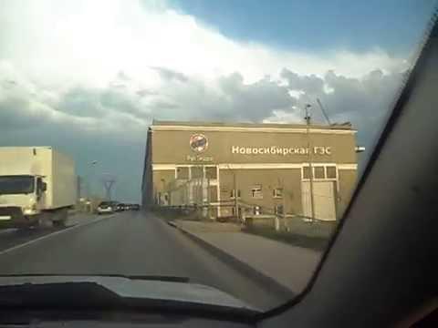 Новосибирская ГЭС / РусГидро / Novosibirsk GES / RusHydro