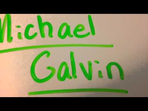Follow Michael Galvin