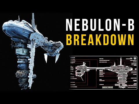 (Star Wars Capital Ships) Nebulon-B Was Originally An IMPERIAL Ship?