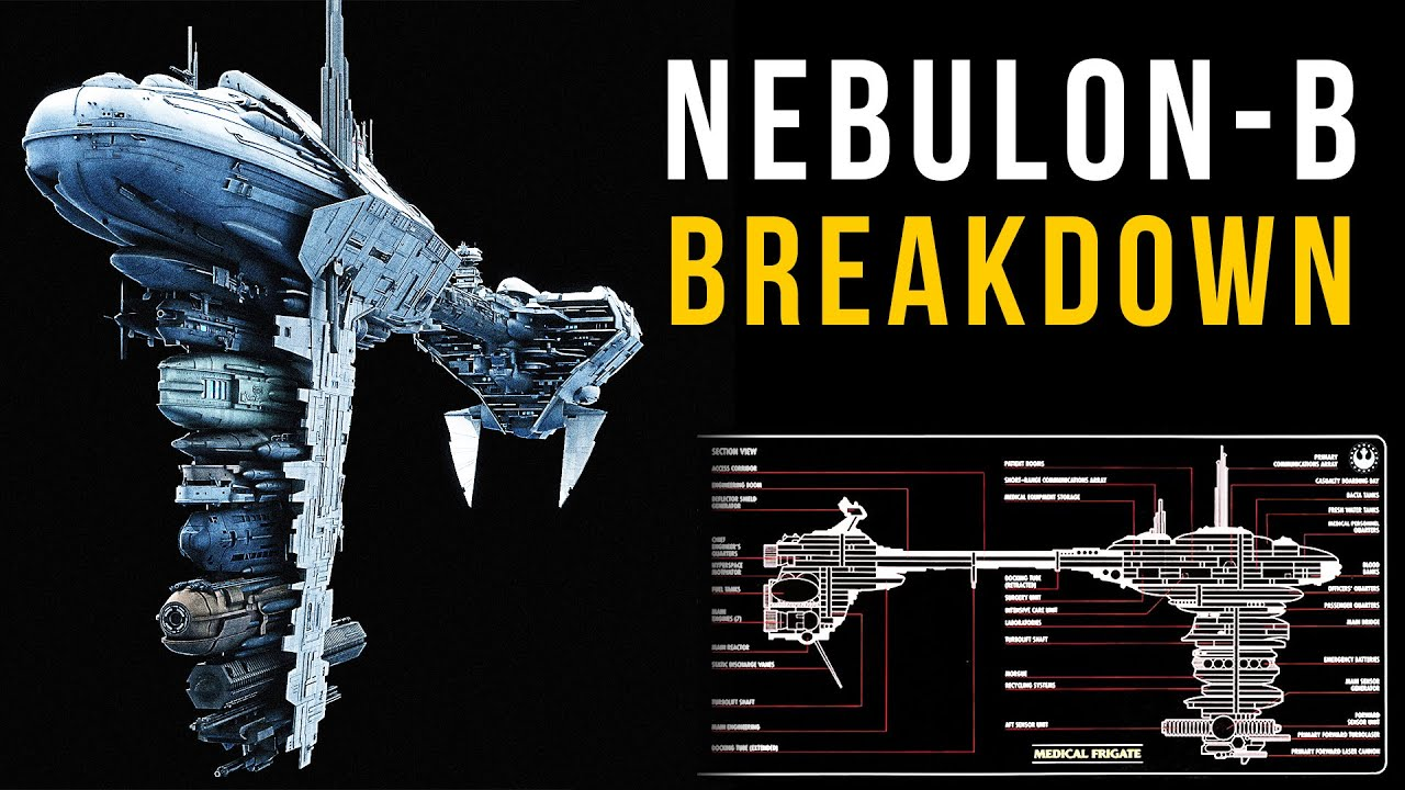 Star Wars Ships | Complete Breakdown & History of The