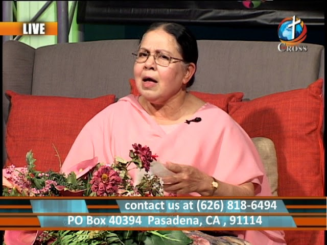 The Light of the Nations  Rev. Dr. Shalini Pallil 05-15-2018