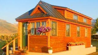 Rustic Beautiful The Custom Rvia Tumbleweed Cypress 24 | Living Design For A Tiny House