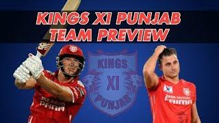 IPL 2018: Kings XI Punjab Preview & Probable XI