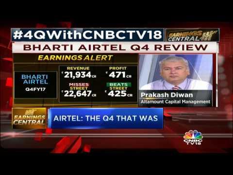 Bharti Airtel Q4: Jio 'Tsunami' hits India revenues