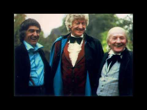 The Three Doctors - William Hartnell's Garden Scene
