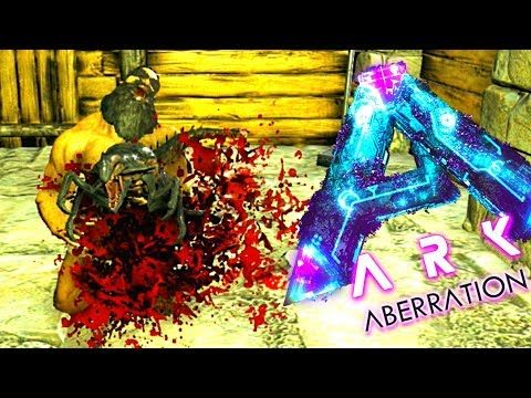 ARK ABERRATION! TAMING A REAPER KING! ( Ark Aberration Gameplay E15 )
