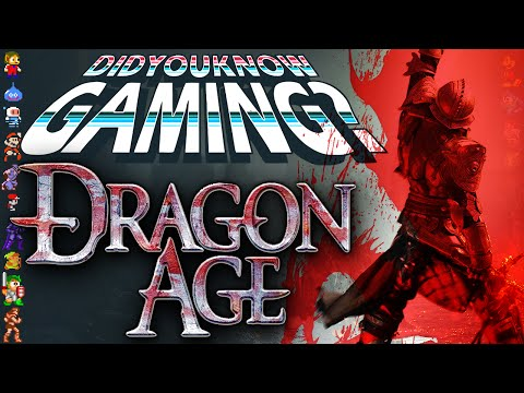 Dragon Age - Did You Know Gaming? Feat. Geek Remix