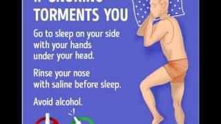 how to fix sleep problems