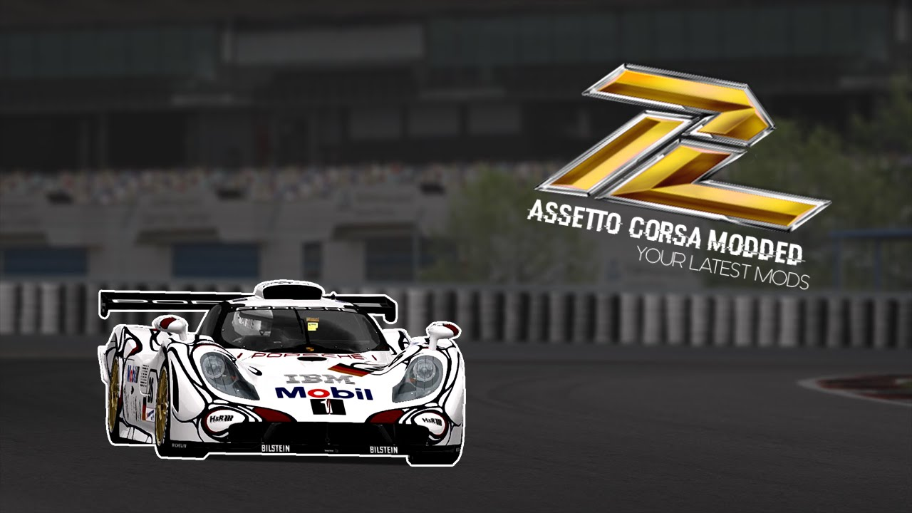 assetto corsa porsche 911 gt1 download youtube. Black Bedroom Furniture Sets. Home Design Ideas