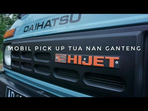 680 Modifikasi Mobil Pick Up Hijet 1000 Gratis