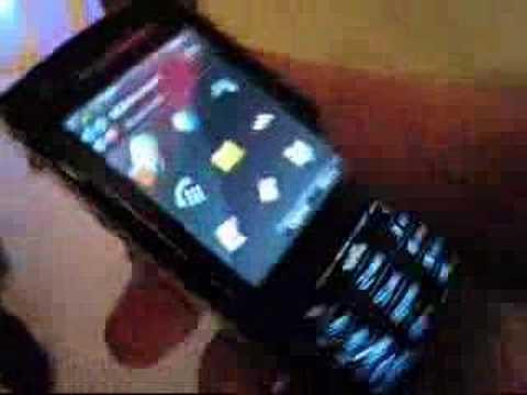 Sony Ericsson W960i Preview