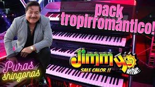 JIMMY SALE CALOR Pack Tropirromantico