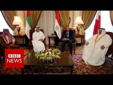 Qatar crisis: Restrictions to continue, Saudi Arabia says - BBC News