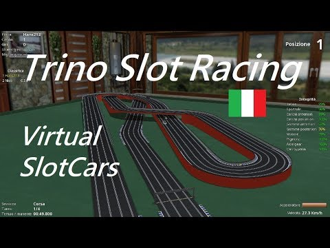 Trino Slot Racing Italy with Virtual SlotCars
