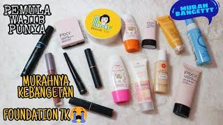 Video Produk Makeup SUPER MURAH & ANTI MAHAL Untuk Remaja/Pemula !!! download MP3, 3GP, MP4, WEBM, AVI, FLV Oktober 2019