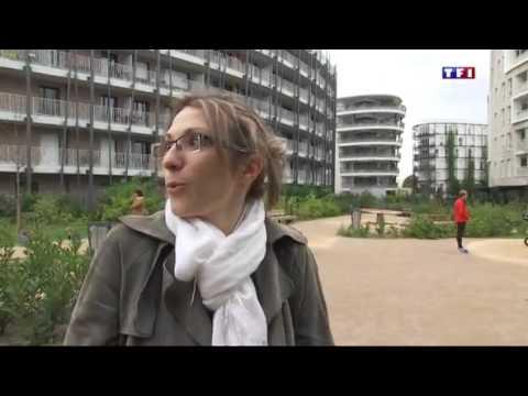 Reportage sur l'éco-quartier du Fort d'Issy-les-Moulineaux