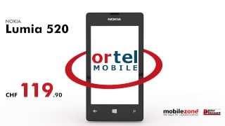 Nokia Lumia 520 - Ortel Mobile CH