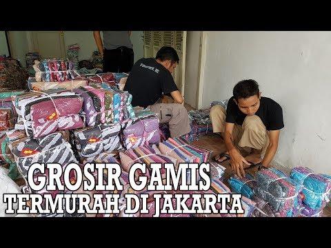 Grosir Gamis Murah di Jakarta
