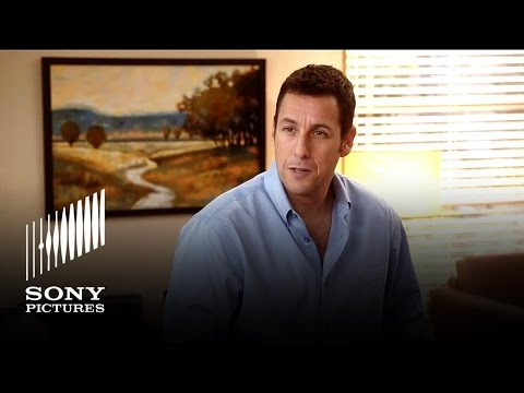 Sandler and Aniston start a little lie in Just Go With It  2.11.11