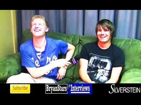 Silverstein Interview #2 Shane Told Warped Tour 2013