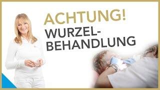 Achtung ⚠️  Wurzelbehandlung | Dr. Petra Bracht | Gesundheit, Wissen