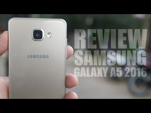 Review Samsung Galaxy A5 2016 Indonesia