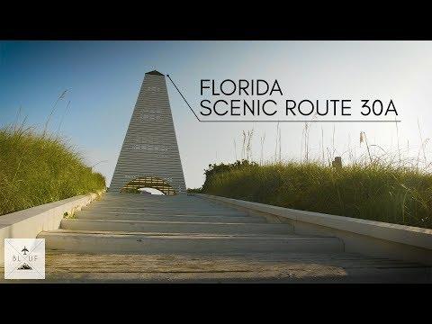 Florida Scenic Route 30A  Seaside, Alys Beach, Rosemary Beach