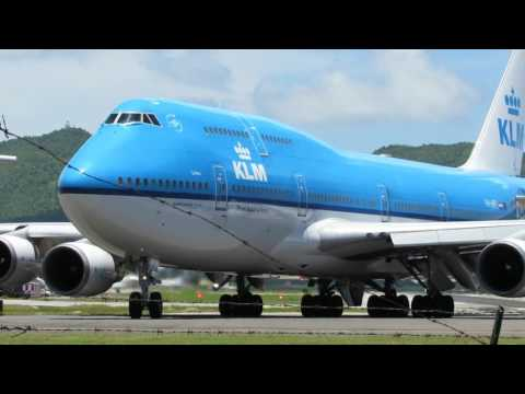 AWESOME St Maarten Plane Spotting!!!! (Part 3)