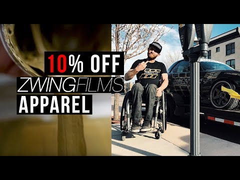 Zwingfilms Apparel - Pre Order Announcement!