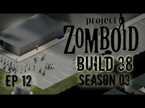 PROJECT ZOMBOID Season 3   Cinema   Ep 12    Let's Play Project Zomboid