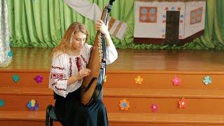 Офіцери Нацгвардії відвідали шкільний конкурс народної пісні