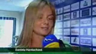 Daniela Hantuchova ダニエラハンチュコバ 検索動画 16
