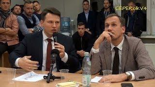 DEBATA: Suwerenność gospodarcza - Wolność vs Ruch Narodowy (Mentzen, Berkowicz, Bosak, Wawer)