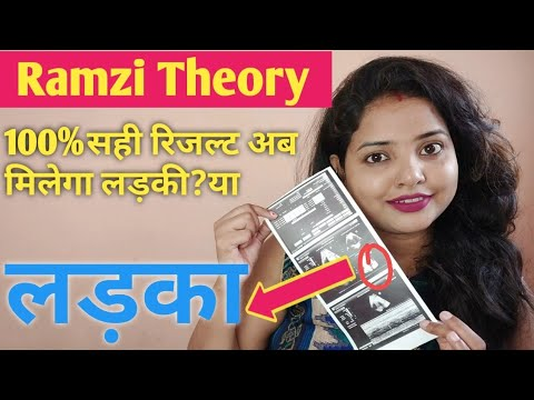 Ramzi Theory | Baby Boy Symptoms During Pregnancy From Ultrasound Report