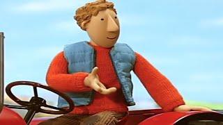 Pequeño Rojo Tractor | Flecki Piel | Dibujos Animados | Toda Consecuencias | Películas Infantiles