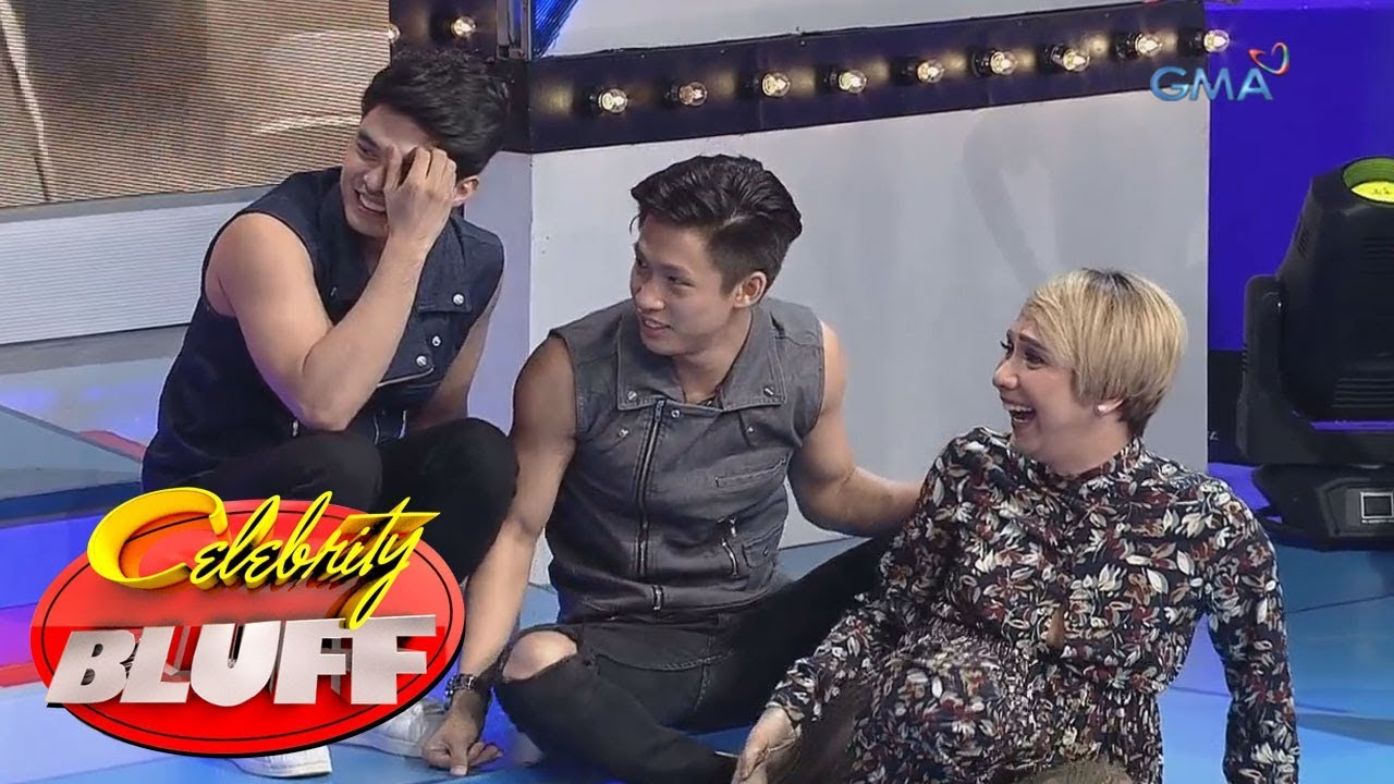 'Celebrity Bluff' Outtakes: From Donita Nose to Donita Smells