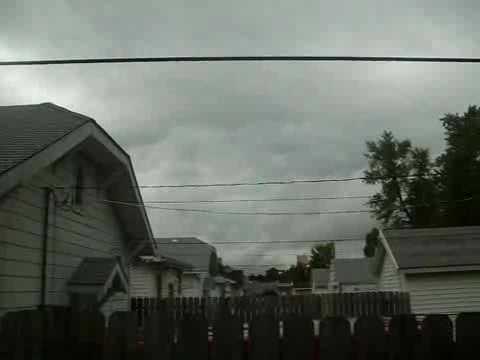Decatur, Illinois TORNADO#3.flv