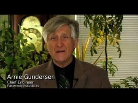A. Gundersen: Scientist Marco Kaltofen Presents Data Confirming Hot Particles