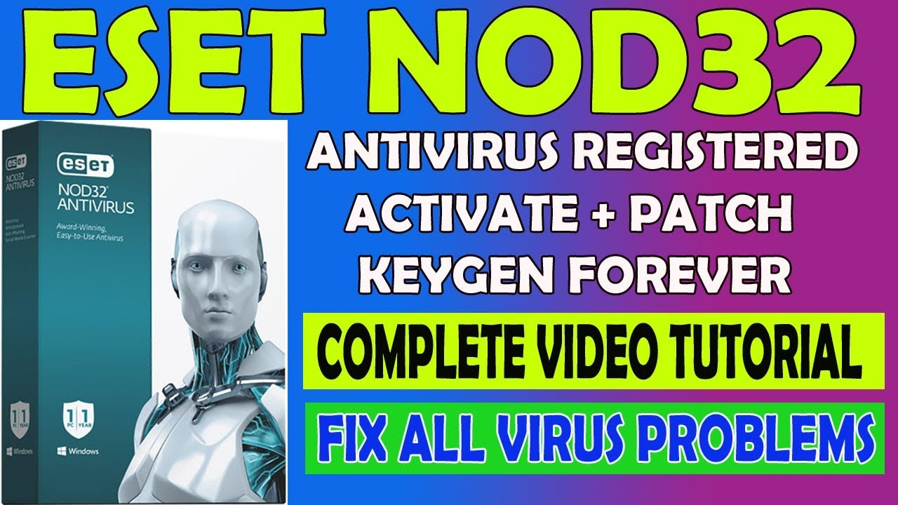 eset nod32 antivirus free download for windows 10 64 bit with crack
