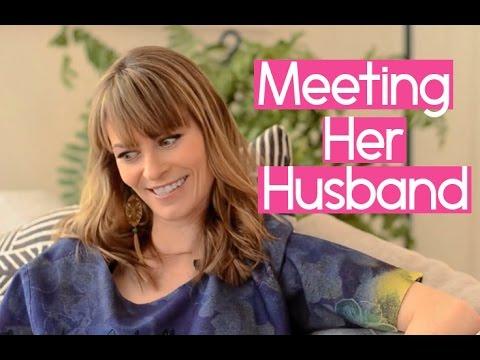 Kat Stewart: On Meeting Her Husband
