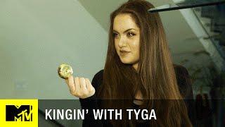 Kingin' with Tyga | K-Trell Needs a Golden Donut Taste-Tester | MTV