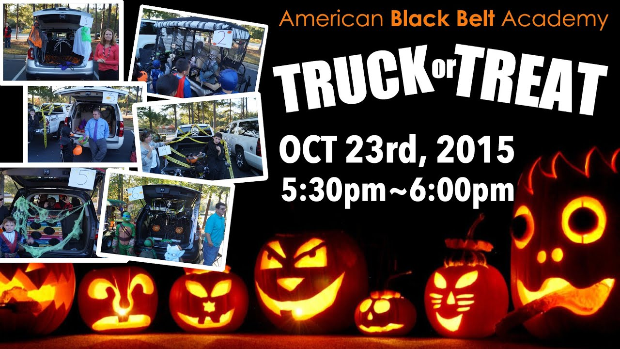 2015 abba halloween trunk or treat in peachtree city ga