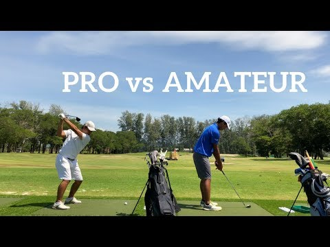 Course Vlog 2018 - Golf vs Tamm