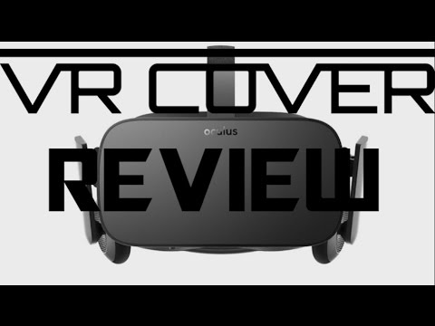 Oculus Rift VR Cover Review