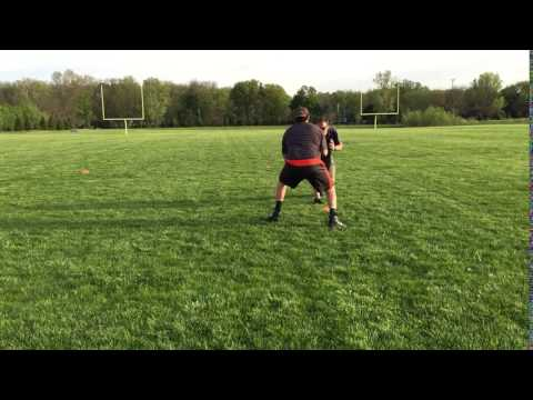 Dylan Gandy Trench Game Workout 4