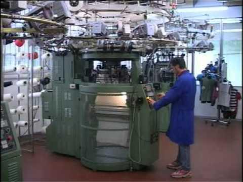 santoni knitting machine