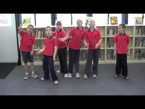 Orange Grove Primary School - GenerationOne Hands Across Australia Schools Competition 2011