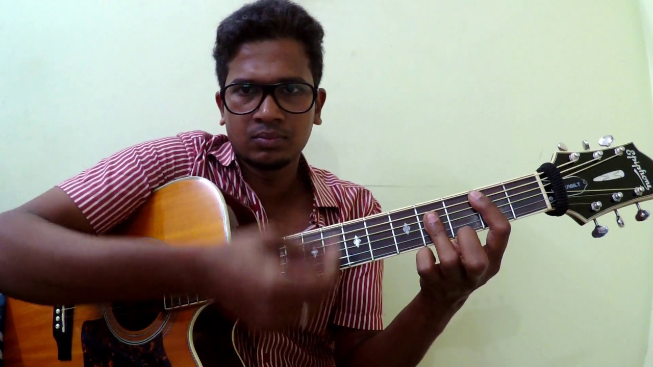 How To Play Mundhinam Paarthanae : Part-2 : Isaac Thayil : Vaaranam Aayiram : Harris Jayaraj ...