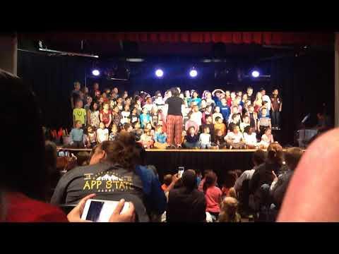 Shuford Elementary School Fall Concert 2017 part 3