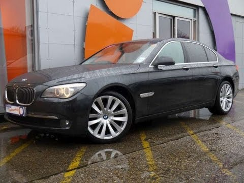 2009 BMW 730d SE Saloon Auto For Sale In Hampshire - YouTube